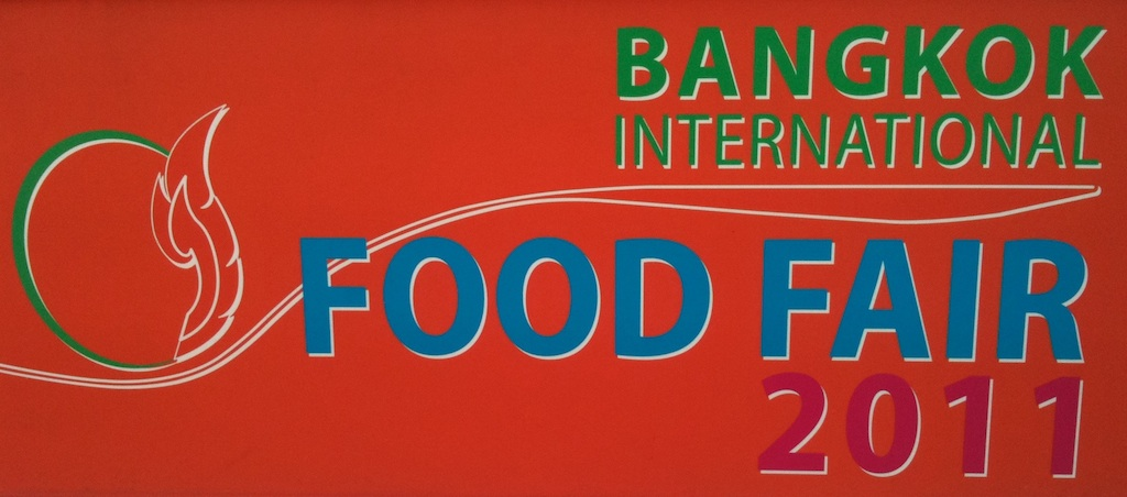 Bangkok International Food Fair March 2011